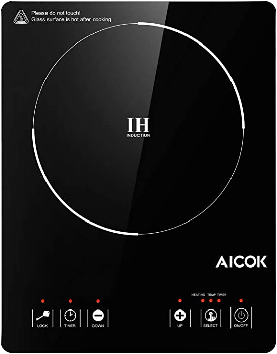 The Best Induction Cooktop Ul