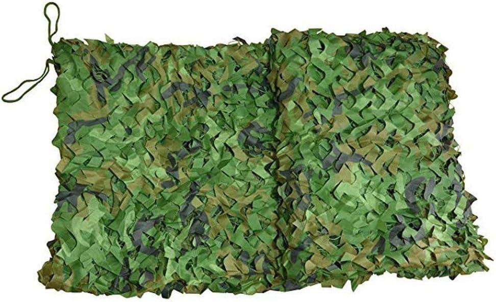 オックスフォード布カモ網シェード日焼け止めネット車の植物カバー日焼け止めネット - 庭パーゴラスイミングプール釣り屋根 ZHAOFENGMING (Color : 緑, Size : 4M×10M) 緑 4M×10M