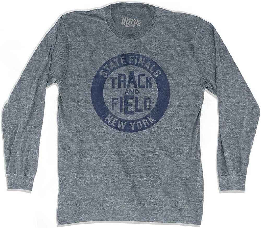 York Track Long Sleeve T-shirt