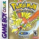 Pokemon Gold - Game Boy Color