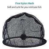 Pawfly 3.5 Inch Telescopic Aquarium Fish Net Fine