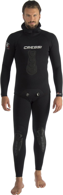 Cressi Apnea - Traje de buceo, color negro, talla XL (5), 3,5 mm ...