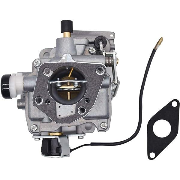 Montree Shop Carburetor Assembly for Kohler CH18 CH20 18HP 20HP 2485332-S 2405332 2485302