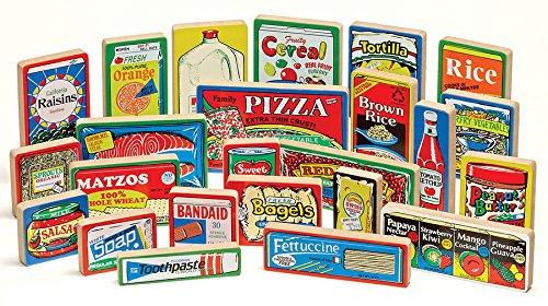 Set of 24 Beckers School Supplies Kitchen Utensil Set,