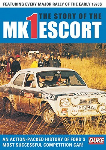Escort Mk 1 Story, The (DVD): Amazon.es: Peter Aerts, Ron ...