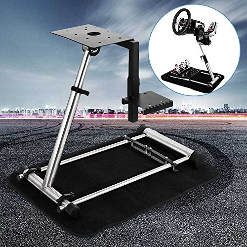 G920 Stand Racing Steering Wheel Stand G29 – for Logitech G25 G27 G29 Wheel and Pedals Not Included