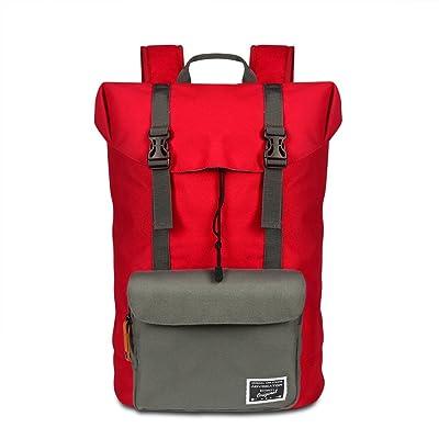 Grande capacité À l'extérieur Randonnée sac à dos Tissu Oxford simple Sac de voyage de loisirs Exercice Camping sac à bandoulière