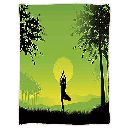 Amazon.com: Super Soft Throw Blanket Custom Design Cozy ...