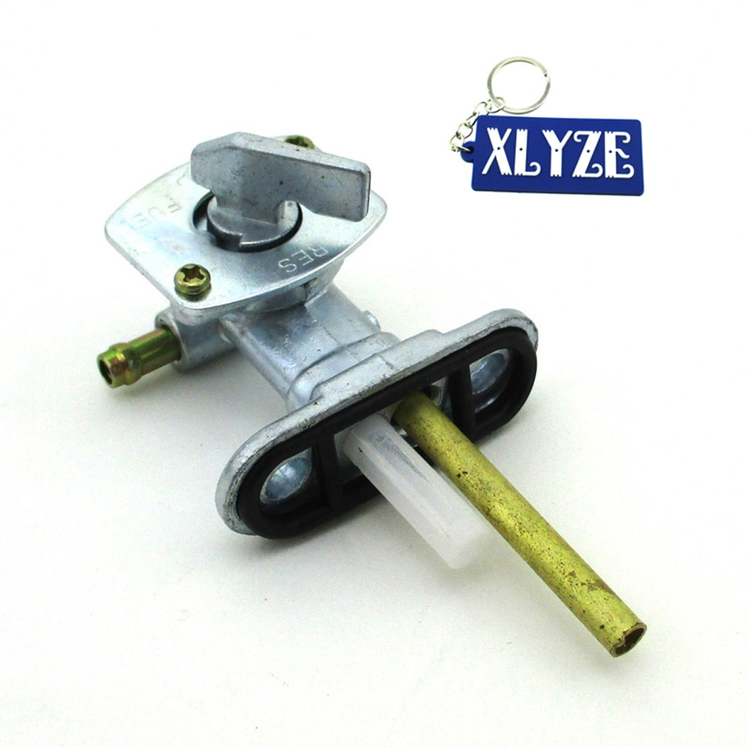 XLYZE Motorcycle Fuel Gas Petcock Valve Switch for Yamaha Dirt Bike XT225 1992-2005 XVS 1100 TTR90