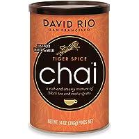 David Rio - Tiger Spice Chai, kartonnen doos (1 x 398 g)