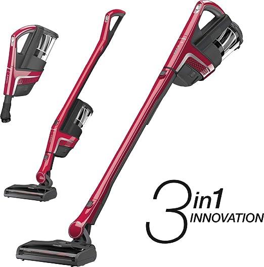 Miele 41MUL018 Triflex HX1-Aspiradora de Mano sin Bolsa 3 en 1, Color, Rojo rubí: Amazon.es: Hogar
