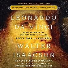Leonardo da Vinci Audiobook by Walter Isaacson Narrated by Alfred Molina