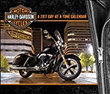 "Trends International 2017 Day-at-a-Time Box Calendar, 6.125"" x 5.25""  x 1.5"", Harley-Davidson"