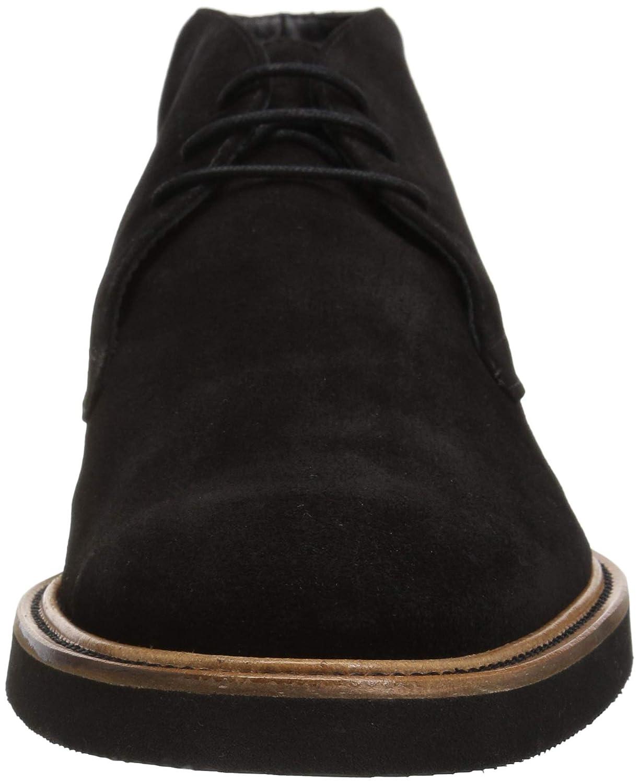 Nero 12 Medium US Bugatchi Mens Lace Up Boot Chukka
