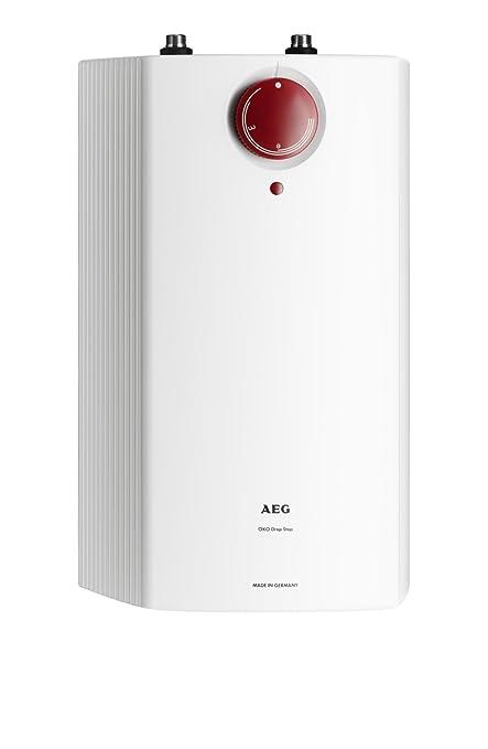 AEG 222167 Huz 5 ÖKO Drop Stop - Calentador acumulador de sistema abierto (tamaño pequeño