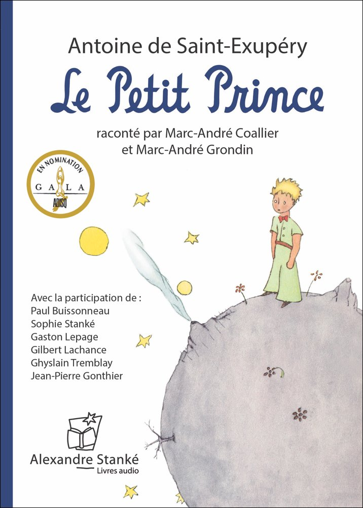 Amazon Fr Le Petit Prince Livre Audio Cd Antoine De