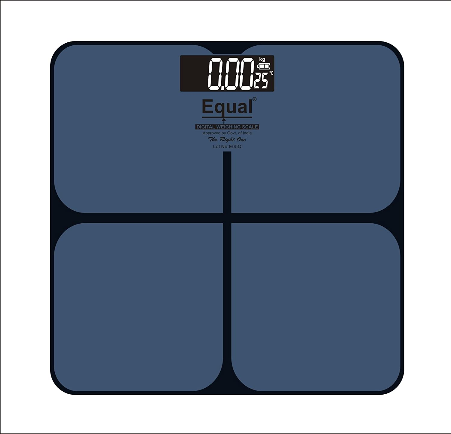 Buy Equal Digital Weighing Scale 180 Kg With Rechargeable Battery ...