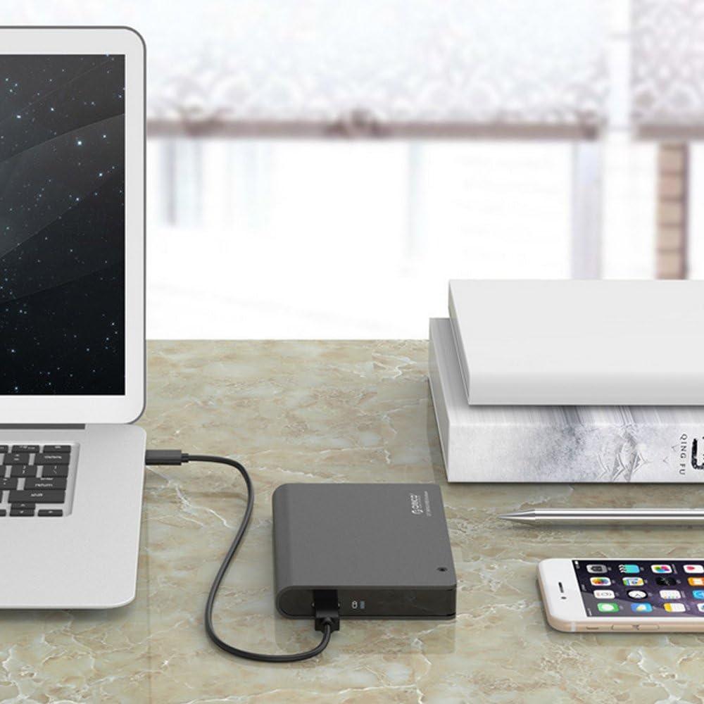 ORICO HDD Enclosure Disco Duro Externo Portátil 2.5 Pulgadas USB ...