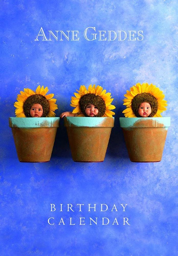 Anne Geddes Birthday Calendar