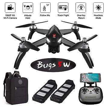 Amazon.com: MJX Cargador para dron MJX B5W RC incluye cable ...