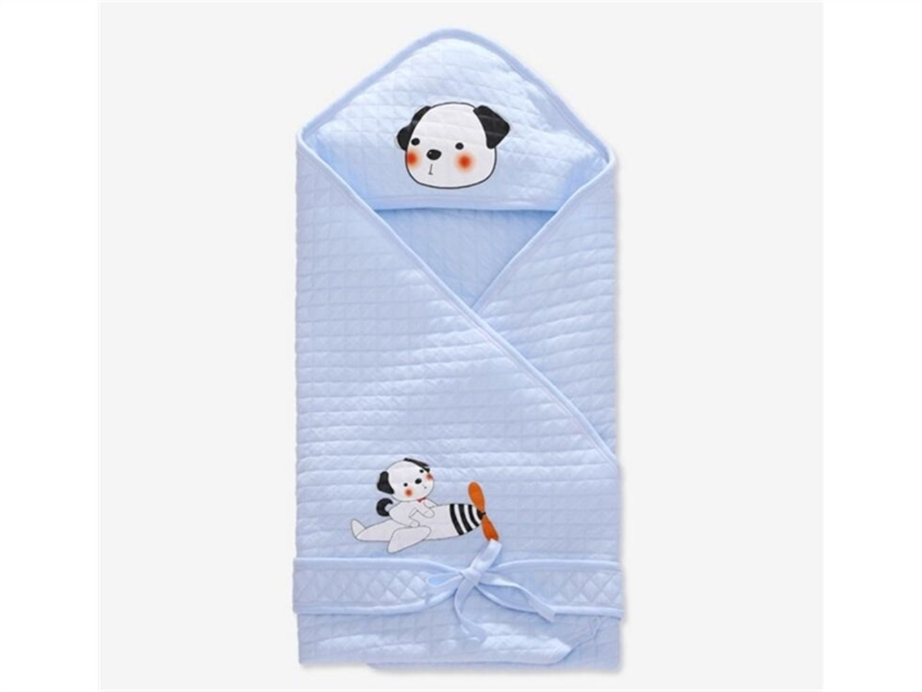 JxucTo Recién nacidos Kids Warm Swaddle Wrap Blanket Dog Print ...