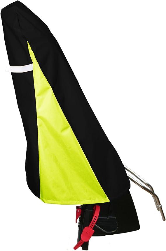 Farbe neongelb Wasserdichte Tasche mit reflektierendem Streifen