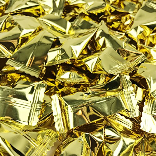 Gold Foil Buttermints - 13 oz. Bag -