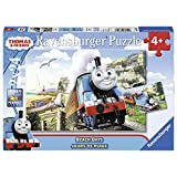 Ravensburger -Thomas & Friends - Beach Days (2 x 24 pc Puzzles)