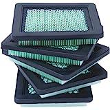 HOODELL 5 Pack 17211-zl8-023 Air Filter, Compatible for Honda gcv160 gcv190, Husqvarna 7021p, Premium Lawn Mower Air Cleaner