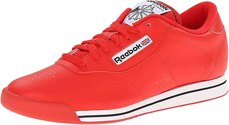 Reebok Princess Sneakers Damen Rot