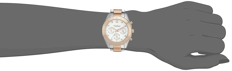 Amazon.com: Caravelle New York Womens Quartz Stainless Steel Dress Watch (Model: 45L156): Watches