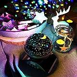 Star Projector Night Light for Kids - Baby Night