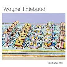 Wayne Thiebaud 2016 Mini Wall Calendar