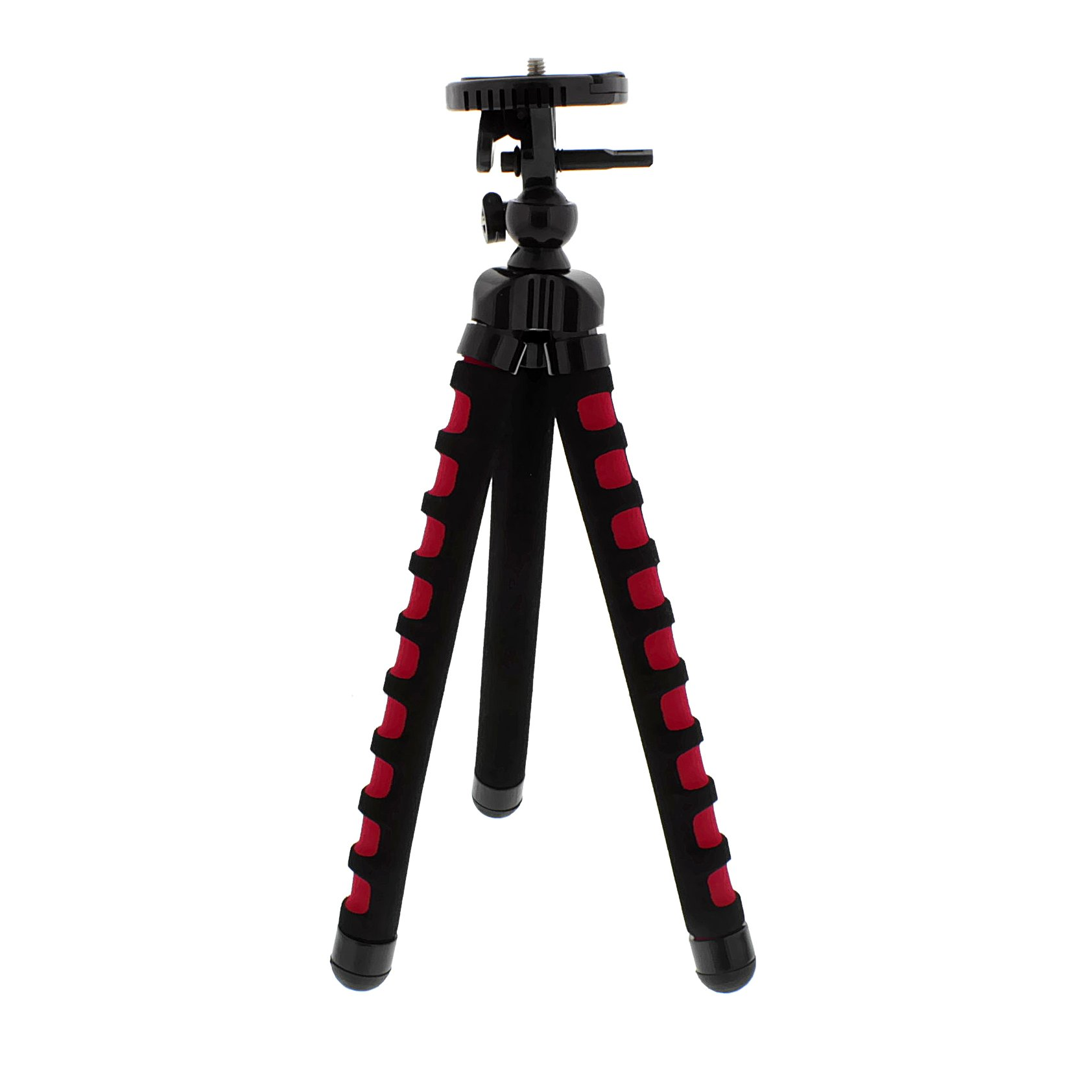 Albinar 11 Inch Large Flexible Bendy Twist Spider Leg and Swivel Light Weight Portable Travel Tripod for Cameras Camcorders Photography