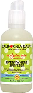 product image for California Baby Eucalyptus Ease Aromatherapy Spritzer (6.5 ounces)