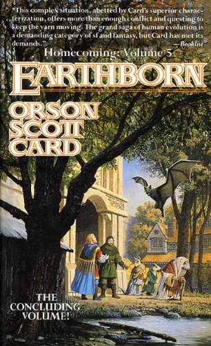 book cover of Earthborn