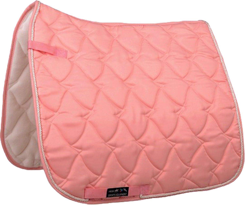 Hkm 4000315610792 - Mantilla para bebé, Color Rosa y Plateado