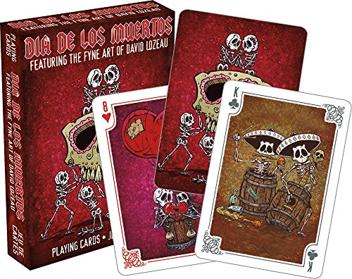 Dia De Los Murtos 3 Playing Cards
