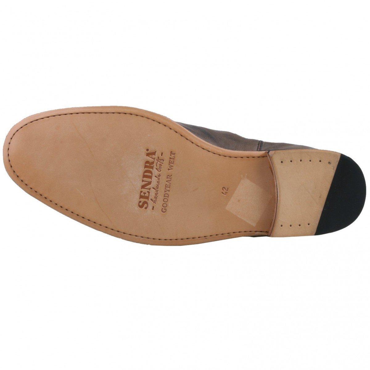 Sendra Sendra Sendra Herren Chelsea Stiefel 11329 Braun 9b2d63