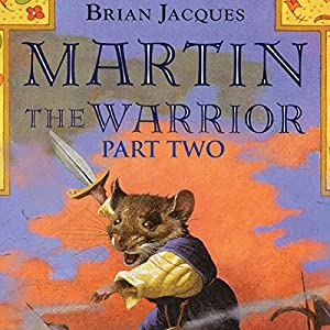 Martin the Warrior: Book Two: Actors and Searchers Audiobook