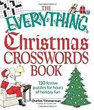 Christmas Crosswords Book, Charles Timmerman, 1605500097