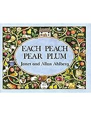 EACH PEACH PEAR PLUM-BOARD