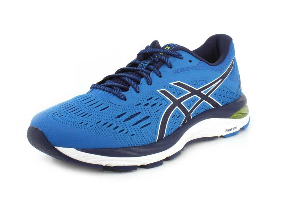 ASICS メンズ B077MQ5P29 10.5 D(M) US Race Blue/Peacoat