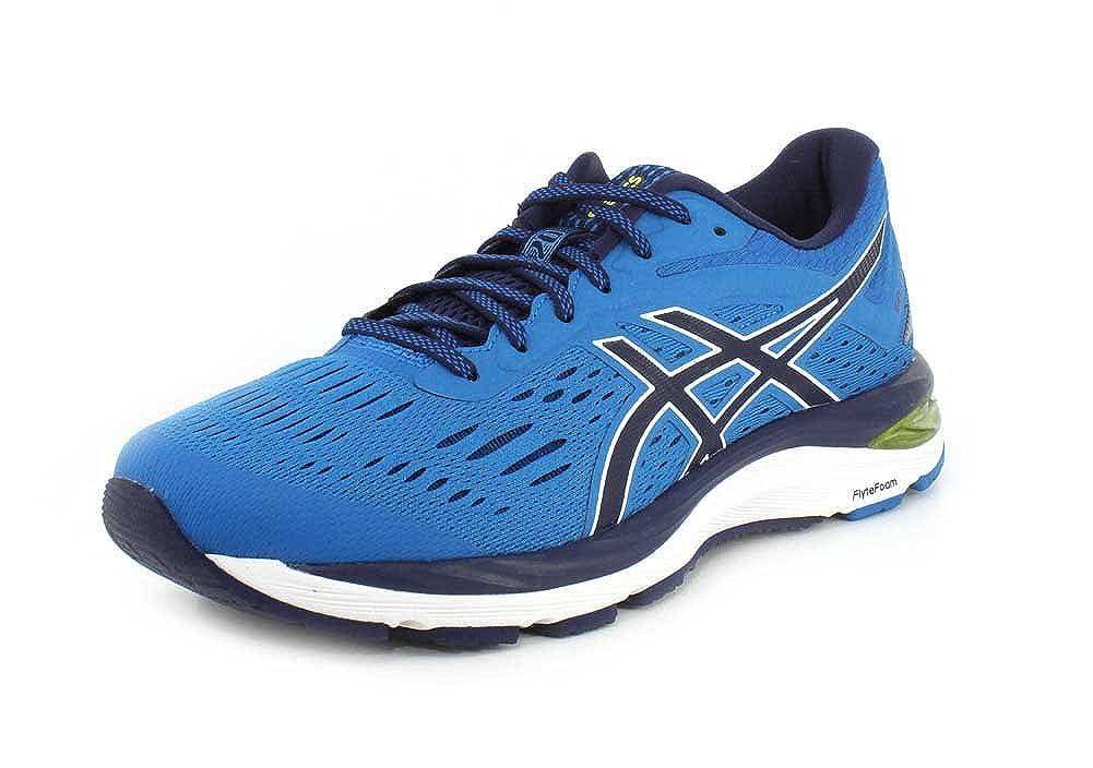 Race bluee-Peacoat ASICS Men's Gel-Cumulus 20 Running shoes 1011A008