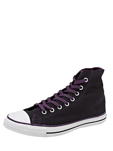 6822cab539e CONVERSE Men Dark Purple Canvas laceup9 SHOES  Buy Online at Low Prices in  India - Amazon.in