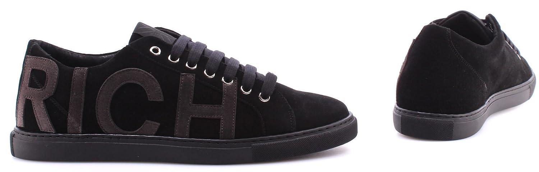 scarpe sneakers uomo john richmond 5209 variante g suede