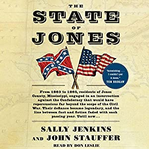 The State of Jones Audiobook