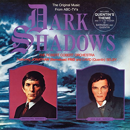 The Original Music From ABC-TV's Dark Shadows 180g Purple Swirl Vinyl LP (Record Store Day) (Vinyl Abc)