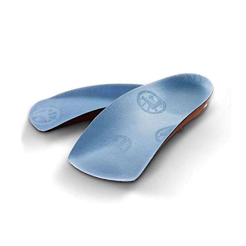 6a5f5974ebfa Birkenstock Fussbett Sport Comfort Insole, Blue (Blau), 11 UK: Amazon.co.uk:  Shoes & Bags