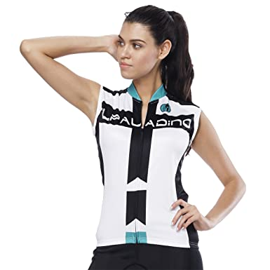 Women Sports Bike Gilet Road Clothes Sleeveless Cycling Bicycle Breathable Jerseys Quick Vest Mtb Dry Y7bf6yIgv